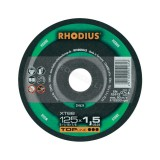 Rhodius XT66 pjovimo diskas betonui ø 1,5–1,9 mm |