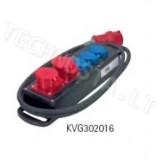 Hedi ilgiklis KVG302016, 2,5m, 5,5 kW |